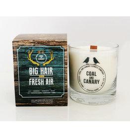 Big Hair & Fresh Air Candle