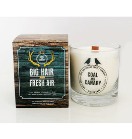 Coal&Canary Hiking Trails & Breaking Nails candle