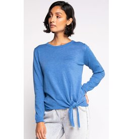 The Nicola Sweater, Blue