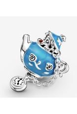 Pandora Pandora Charm,799345C01, Disney Alice In Wonderland Unbirthday Party Teapot