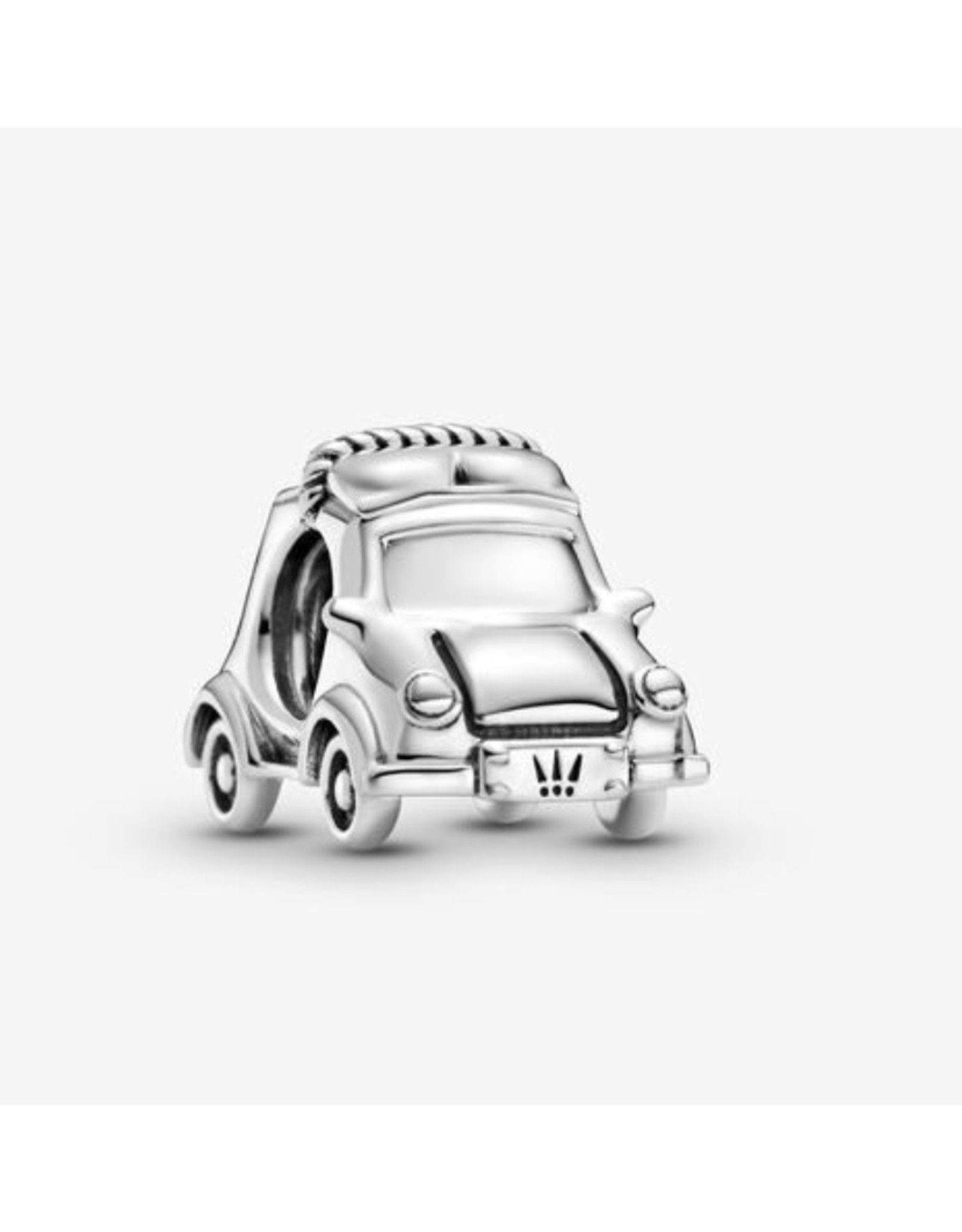 Pandora Pandora Charm,799330C01, Electric Car, Red Emnamel