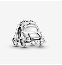 Pandora Pandora Charm,799330C01, Electric Car, Red Emnamel