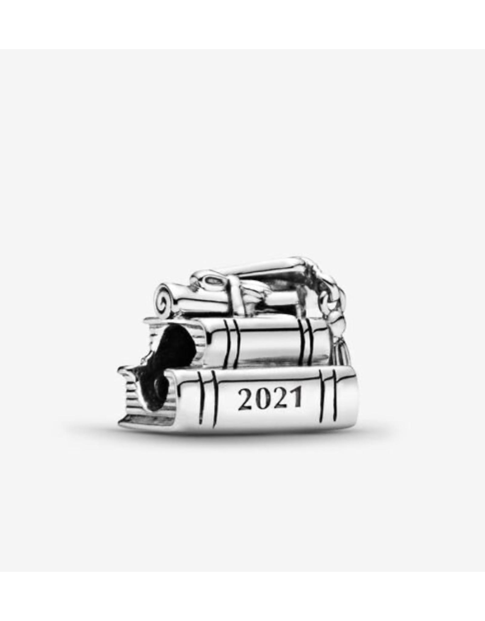 Pandora Pandora Charm,799325C00, 2021 Graduation