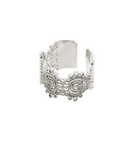 Pilgrim Ring Bente, Silver Plated