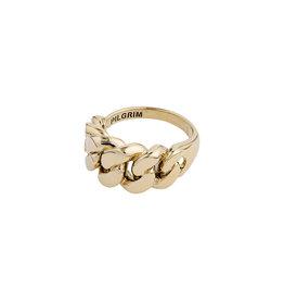 Pilgrim Ring Maren, Gold Plated