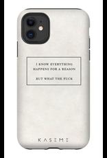 KaseMe Nevermind IPhone 11/XR Tough
