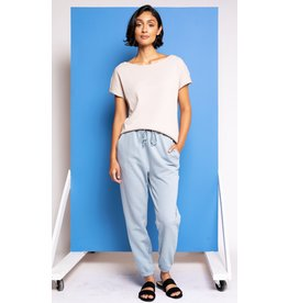 The Giordana Pants, Dusty Blue