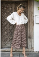 Gypsy Wide Leg Pant, Bali Print