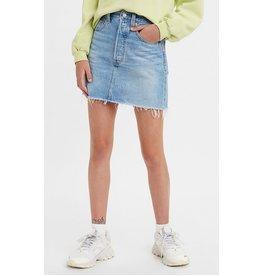 Levi's Ribcage Skirt, Bernal Tide