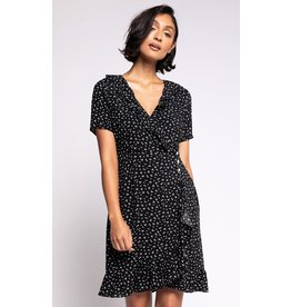 The Harvey Dress, Black