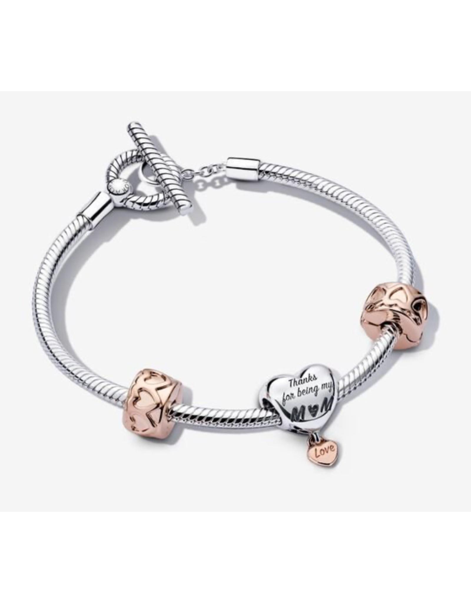 Pandora Pandora Gift Set, B801530-19, Mom's Love Bracelet