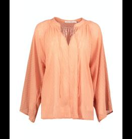 Willow Kimono Sleeve Top, Marigold