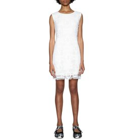 Desigual Desigual White Dress Liliana Size 38