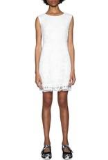 Desigual Desigual White Dress Liliana Size 40