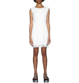 Desigual Desigual White Dress Liliana Size 40