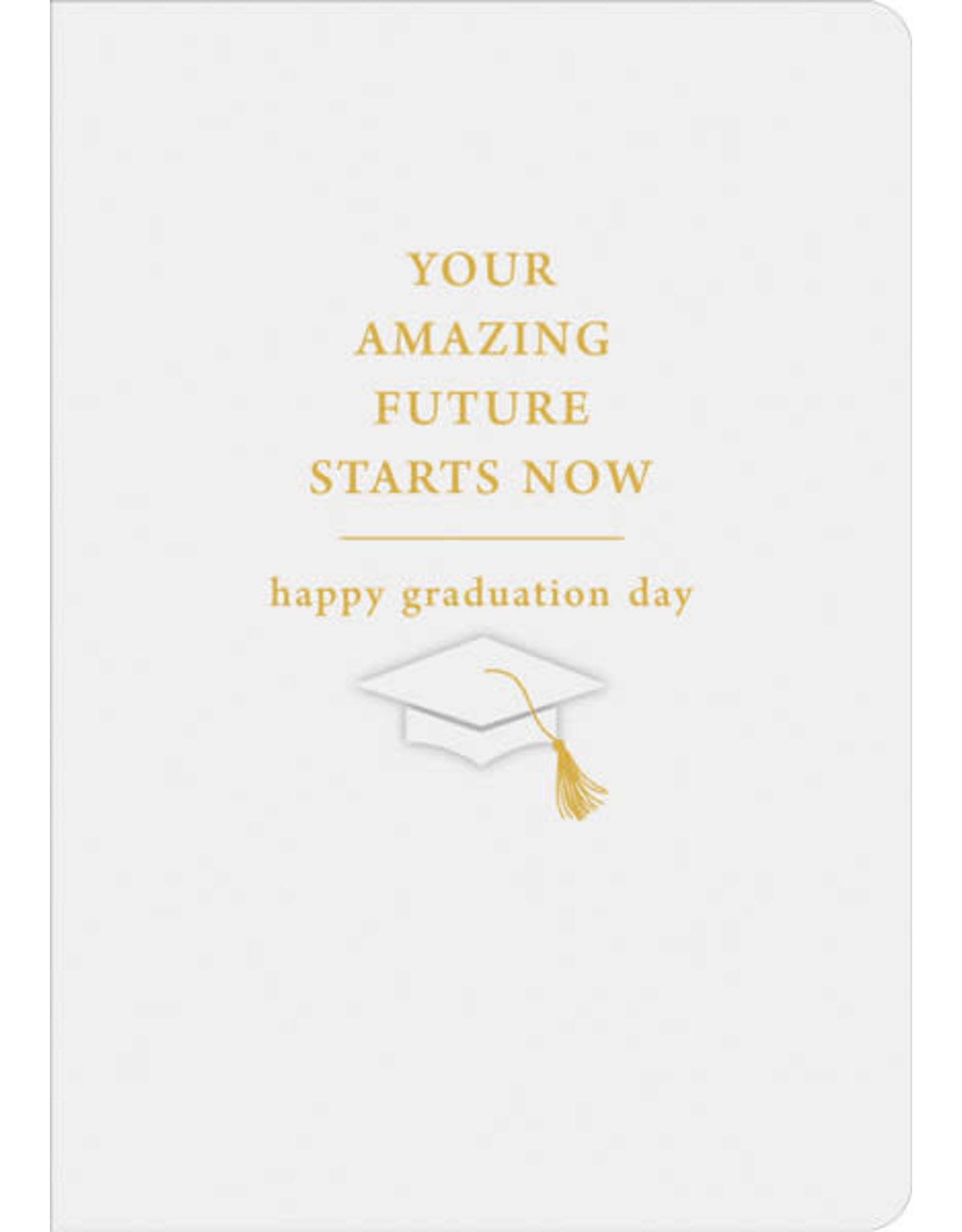 Mulberry & Olive Carte De Souhaits,  Happy Graduation- Your Amazing Future...