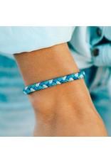Pura Vida Multi Braided Bracelet, Out Of The Blue