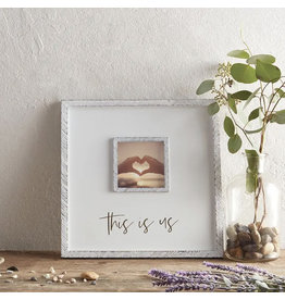 Heartfelt Wooden Frame, This Is Us 12X12