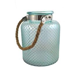 Lanterne Aqua