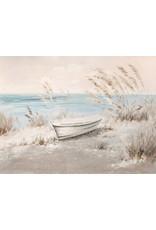 Canvas Barque 50X50cm