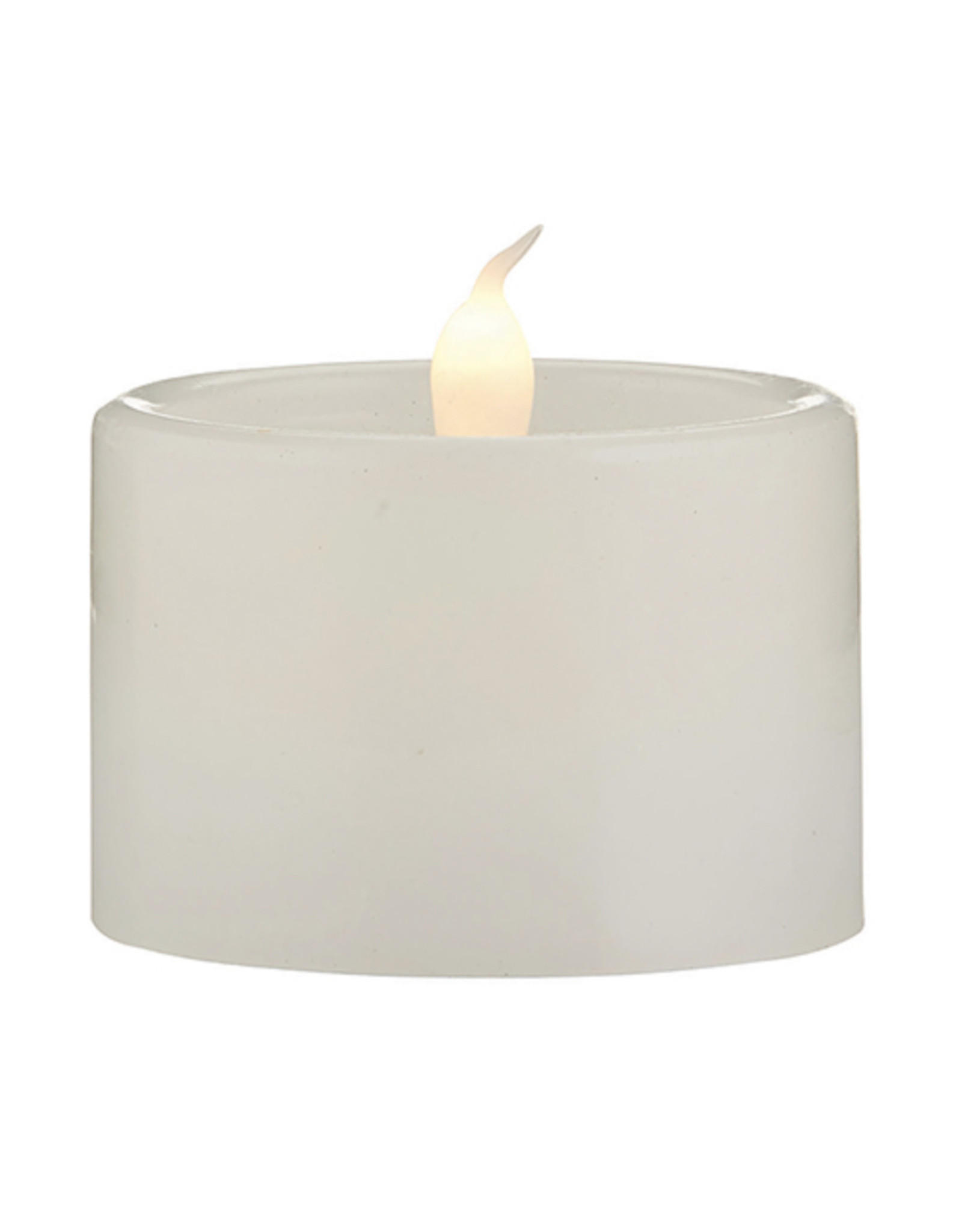 Heartfelt LED Candle Dome Small, Floral