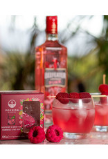 Poseidn Poseidn 3D Cocktail, Raspberry & Green Tea