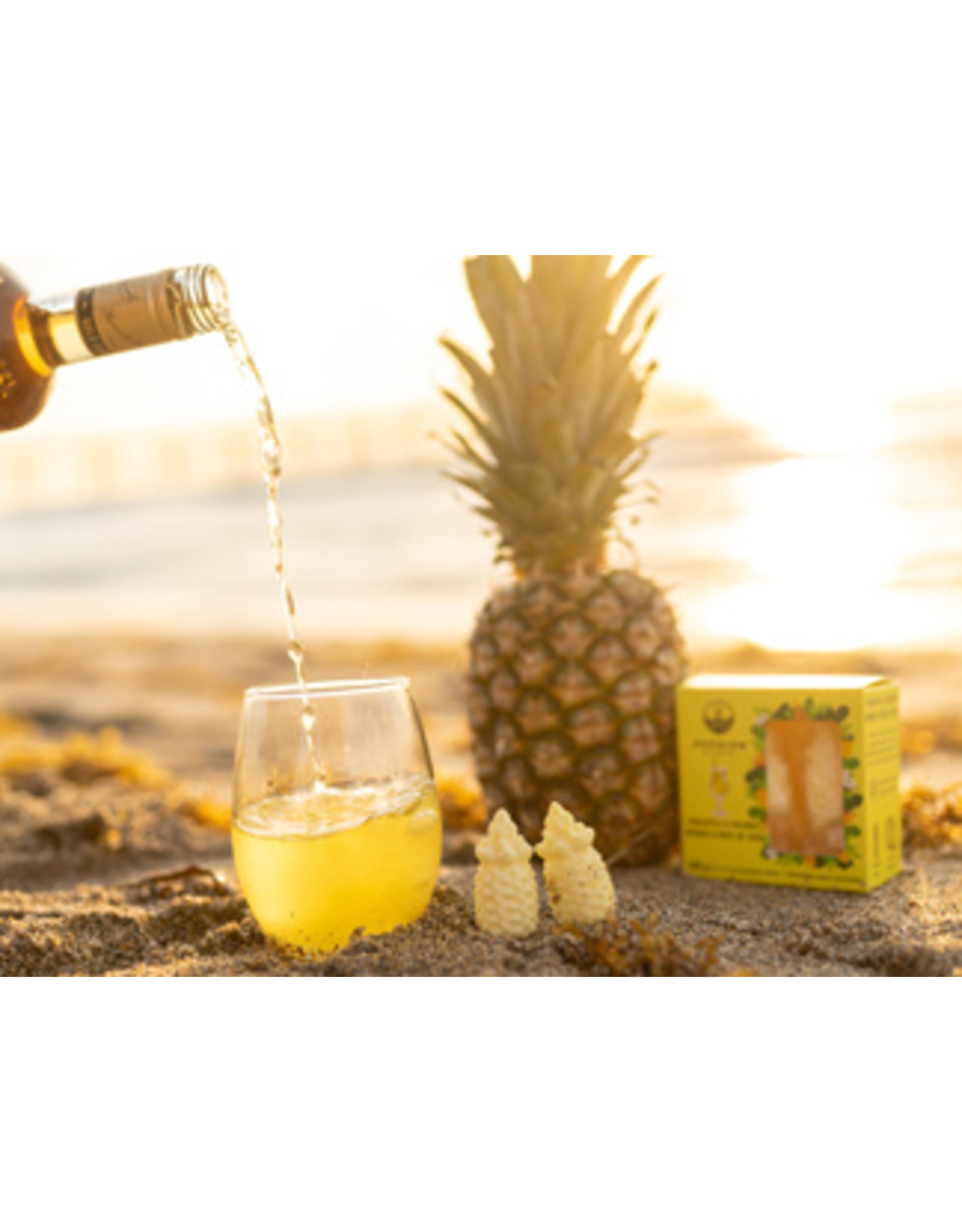 Poseidn Poseidn 3D Cocktail, Pineapple & Coconut