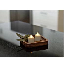 Real Lite Real Lite, Flameless Tea Lights. Set Of 2