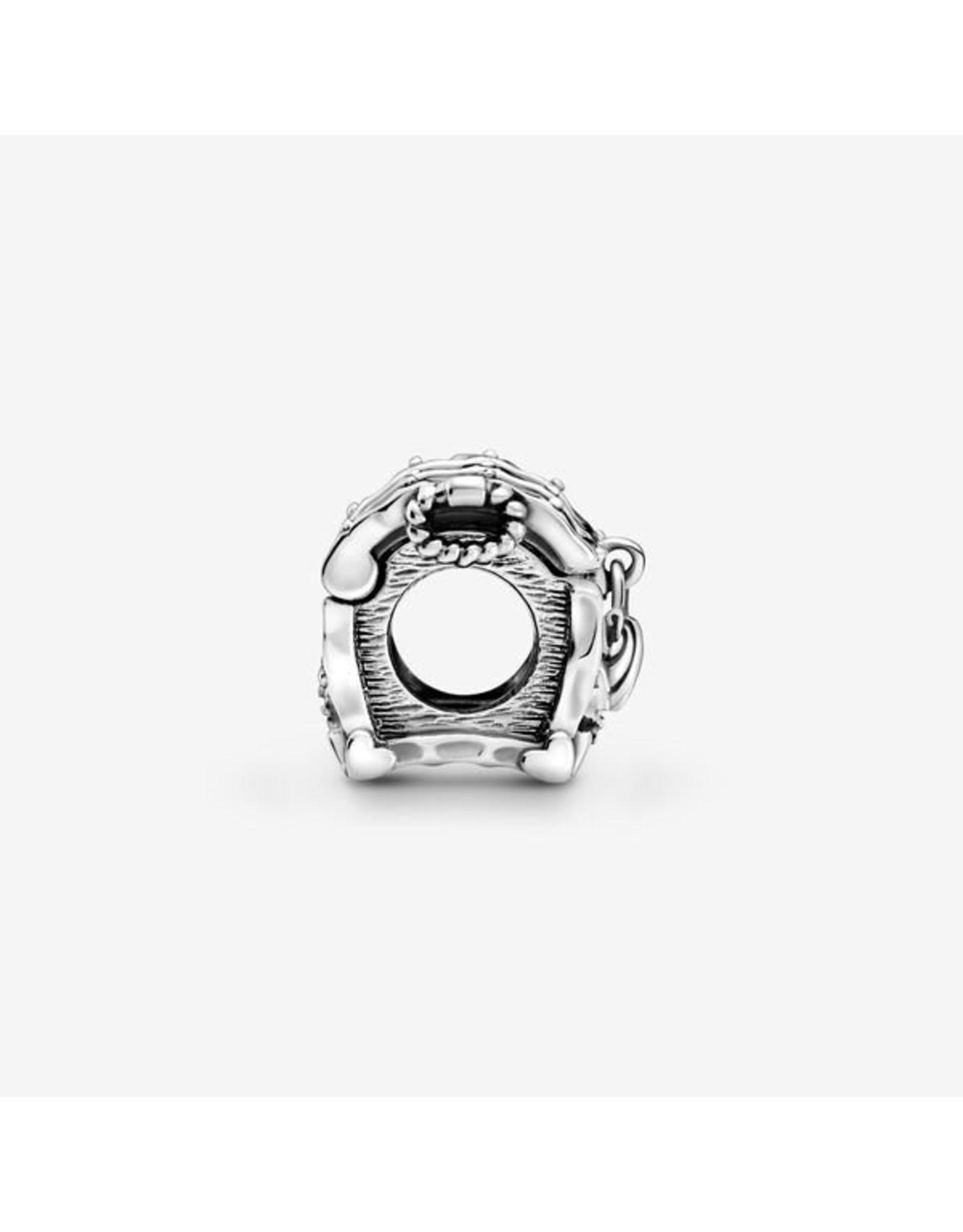 Pandora Pandora Charm, 799432C00, Chest Of Treasure