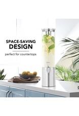 Beverage Dispenser-Stainless Steel & Glass + SS Chiller