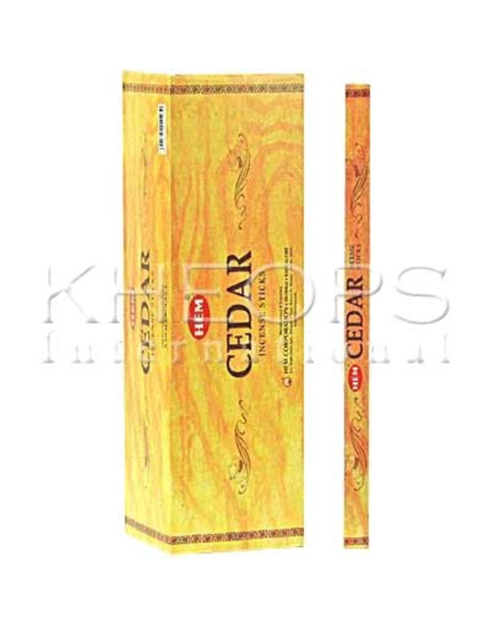Hem HEM-Encens, Cedar 8gr
