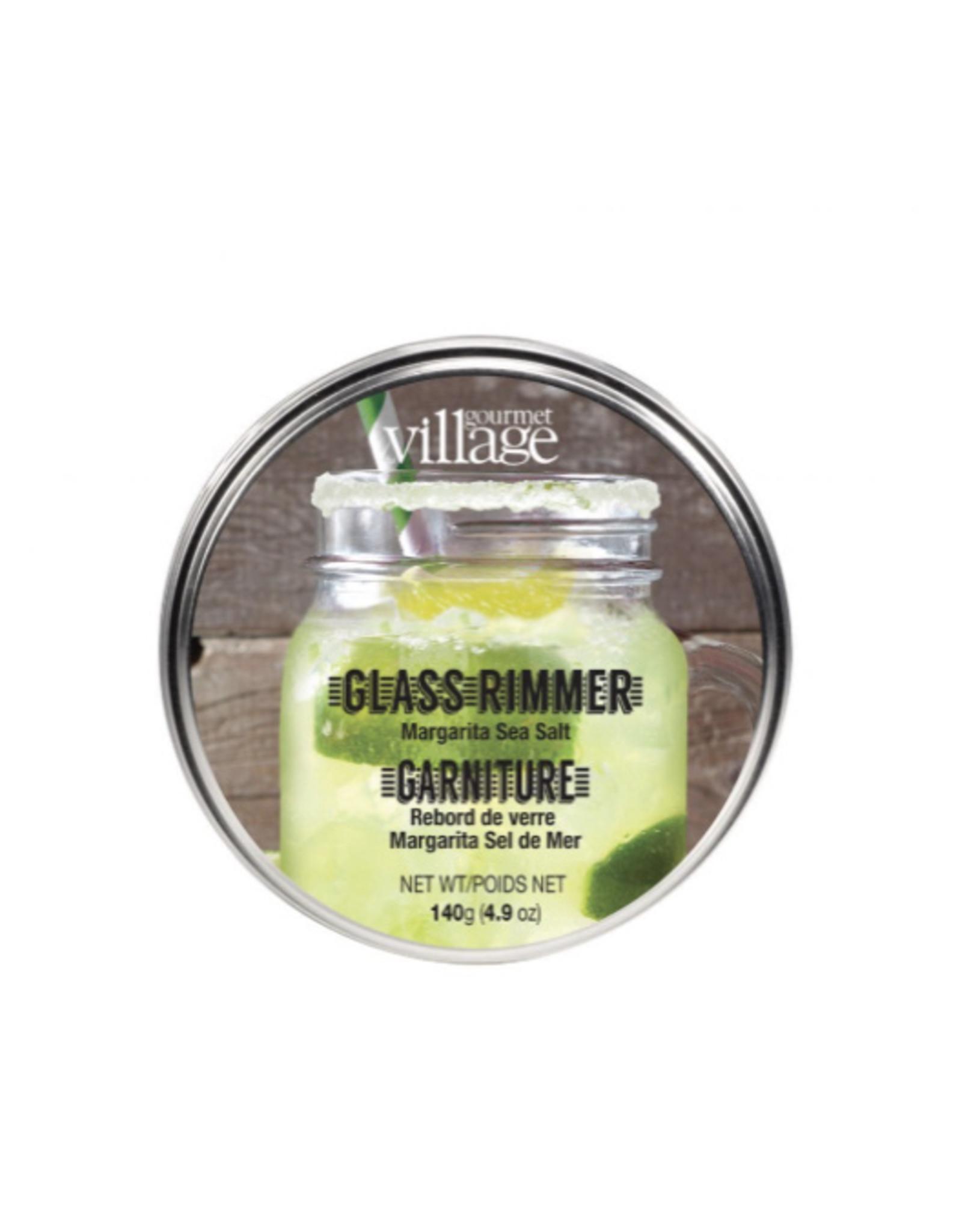 Gourmet du Village Margarita Sea Salt With Lime, Glass Rimmer