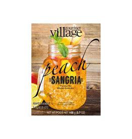 Gourmet du Village Peach Sangria, Flavored Mix