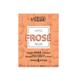 Gourmet du Village Peach Frose, Drink Mix