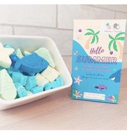 Caprice & Co Mini Bath Bomb, Hello Summer