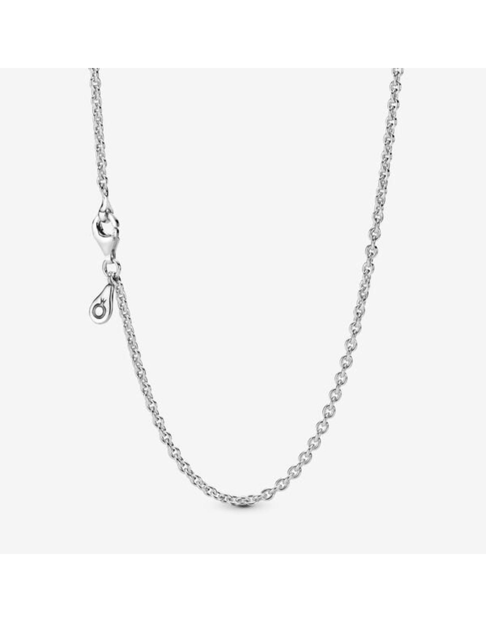 Pandora Pandora Chain, 590200-45,Silver,45cm