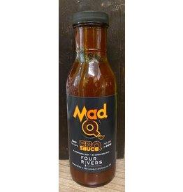 MAD Q Sauce BBQ Four Rivers