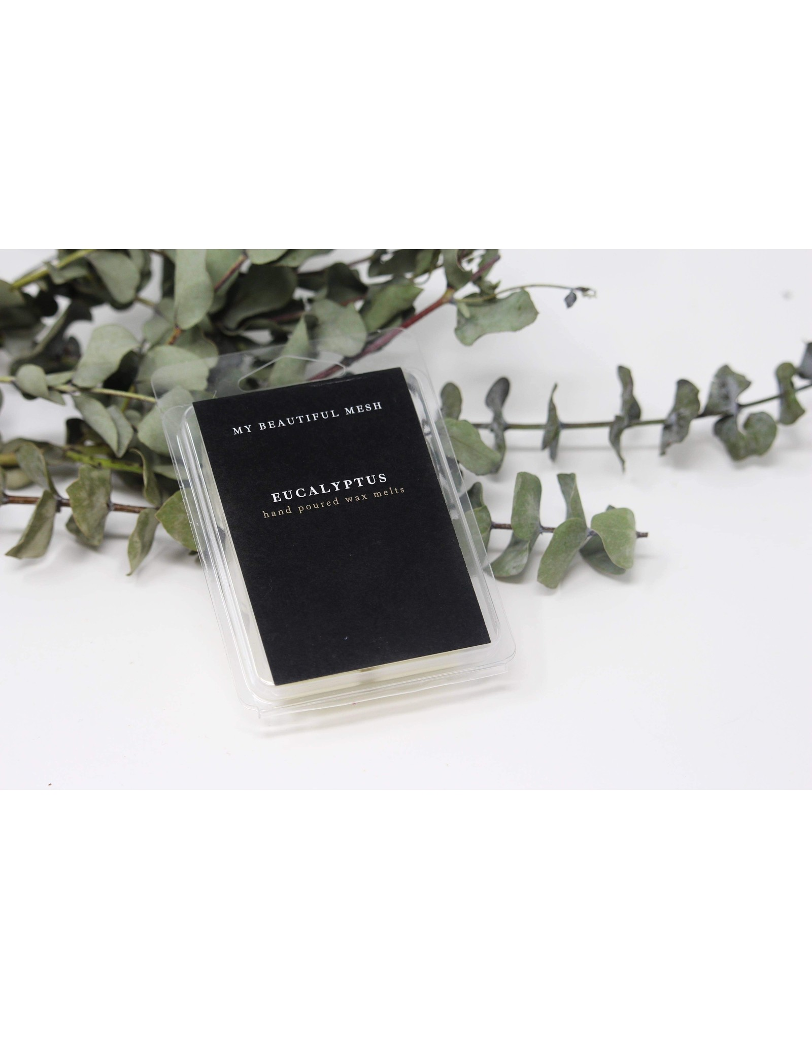 My Beautiful Mesh Eucalyptus, Wax Melts