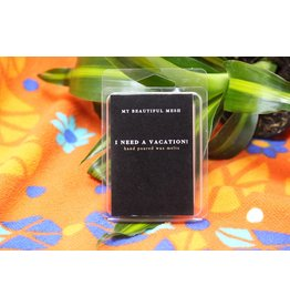 My Beautiful Mesh I Need A Vacation!,Wax Melts (Summer Collection)