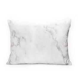 Kitsch Satin Pillowcase- Marble