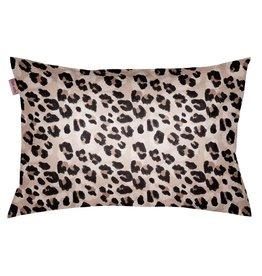 Kitsch Towel Pillow Cover - Leopard