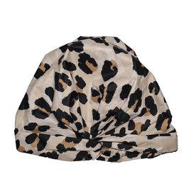 Kitsch Luxe Shower Cap- Leopard