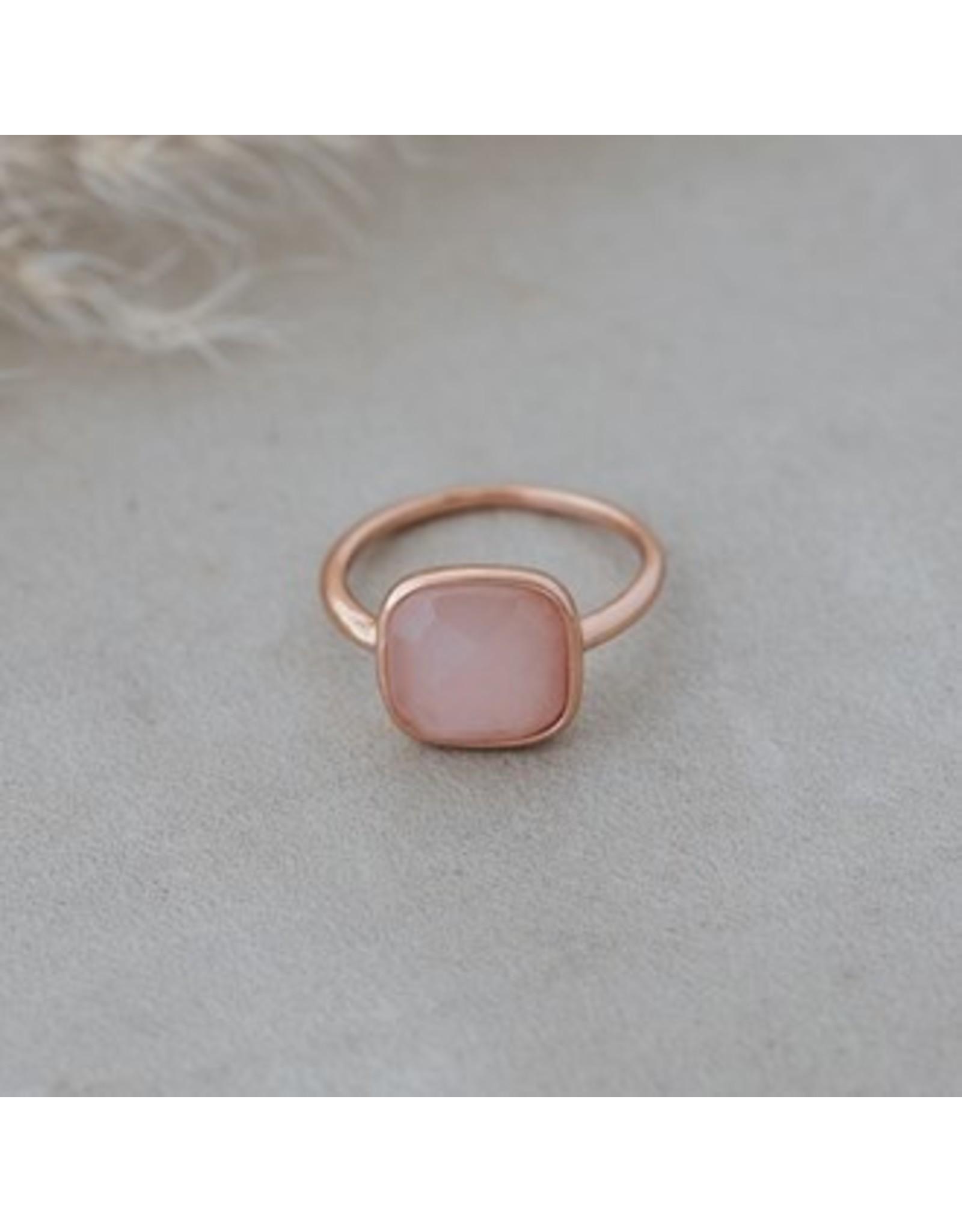 Glee jewelry Ala Mode Ring/Rose Gold