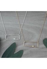 Glee jewelry Capella Necklace/Gold