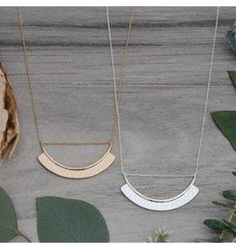 Glee jewelry Cleopatra Necklace/Silver