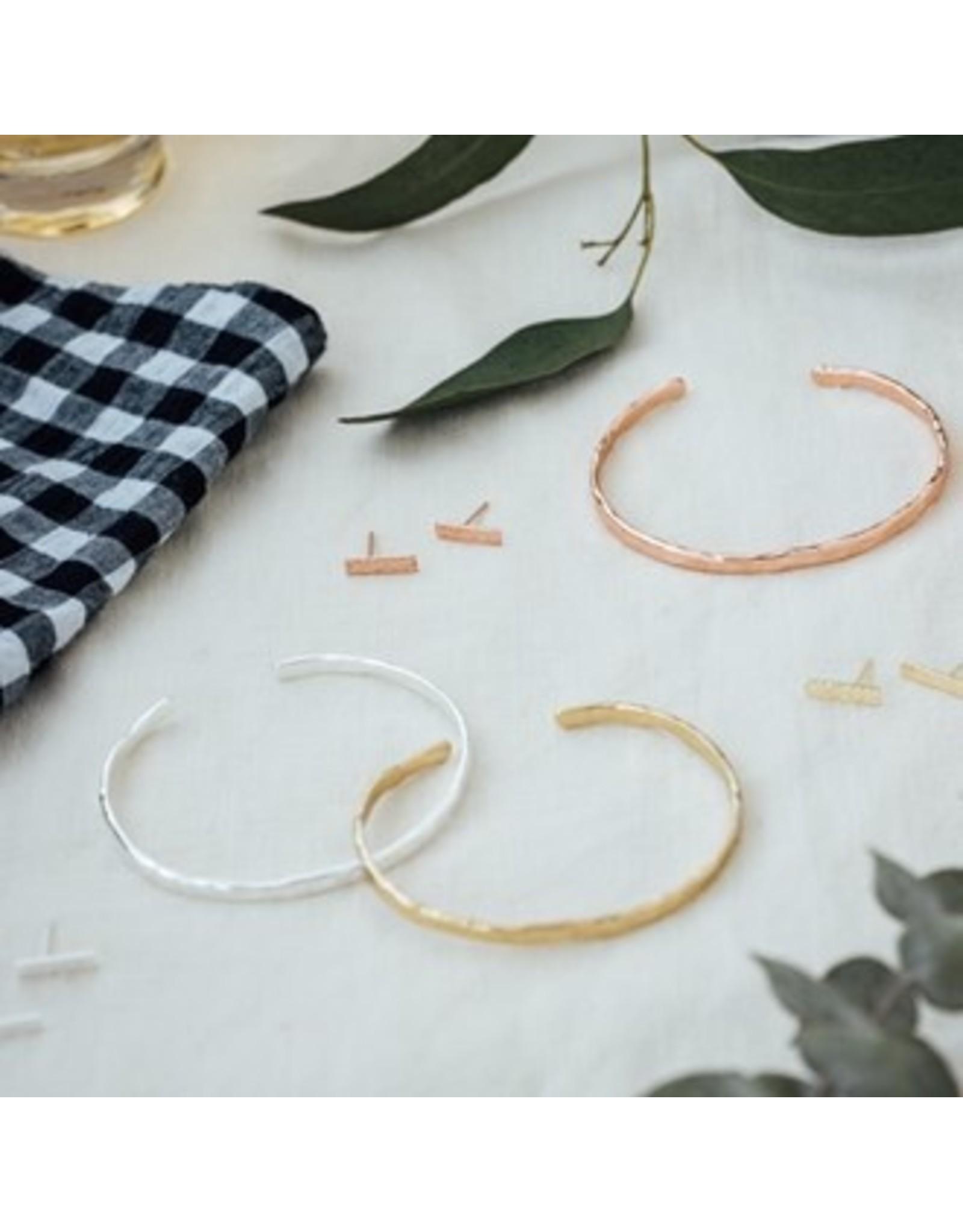 Glee jewelry Facile Cuff/Gold