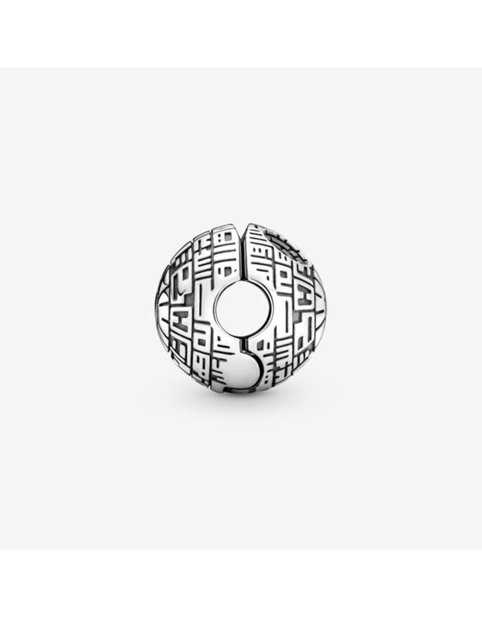 Pandora Pandora Charm,799513C00, Star Wars Death Star Clip