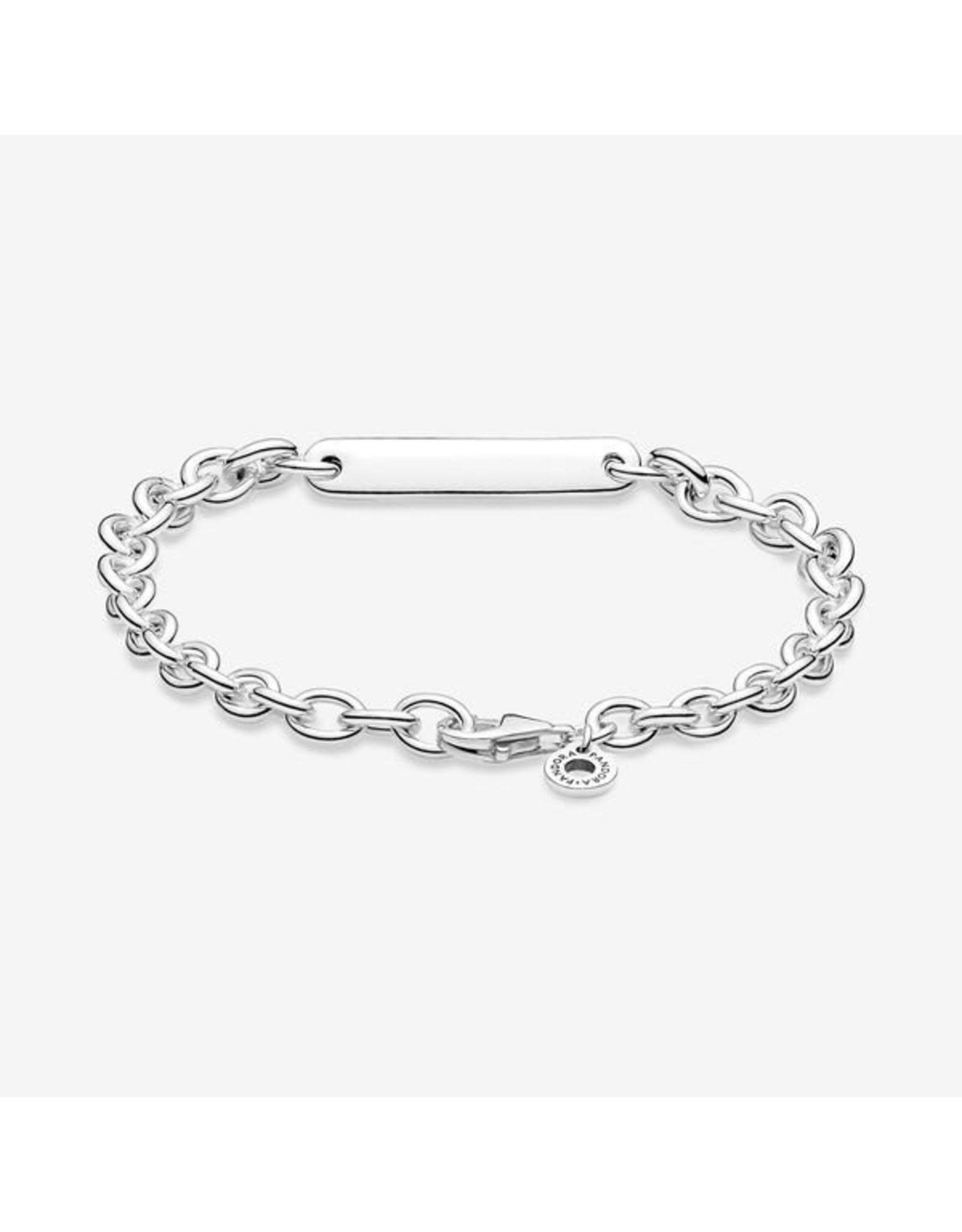 Pandora Pandora Bracelet, 599523C00, Engravable Bar Link