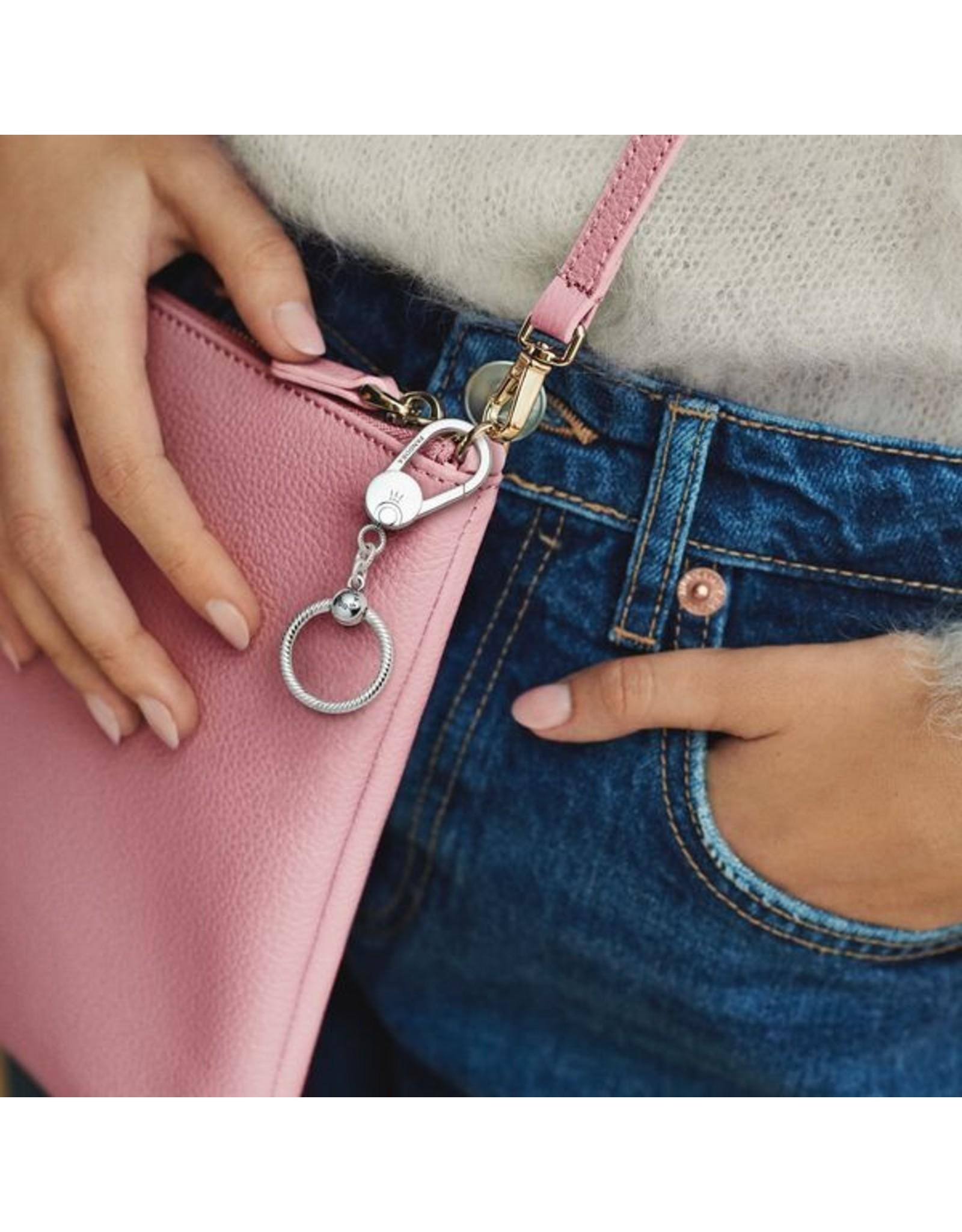Pandora Pandora Small Bag Charm Holder, 399567C00