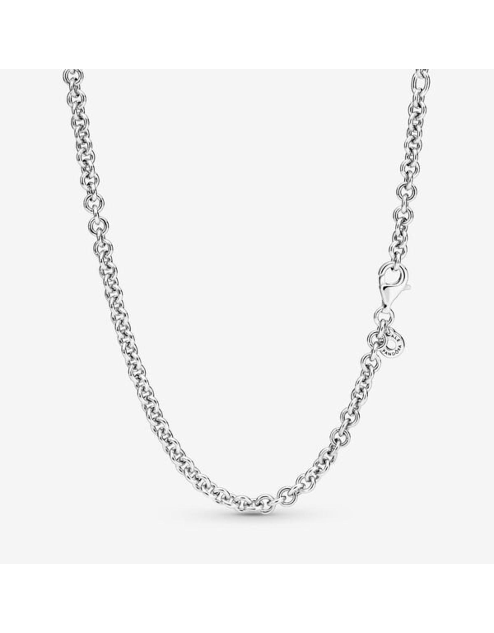 Pandora Pandora Necklace,399564C00, Thick Cable Chain